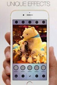 Photo Camera FX 360 es una app para edición de fotos con 10 temas y filtros que usan los profesionales. Foto:YI HSUAN WANG