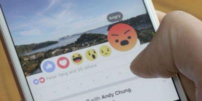 12 reacciones que podrían ampliar los nuevos botones animados de Facebook Foto:Facebook