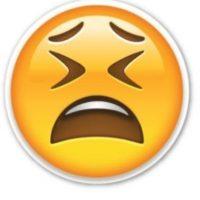 Gemido de dolor Foto:Emojipedia