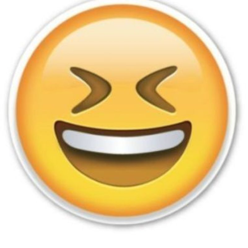 Carcajada Foto:Emojipedia
