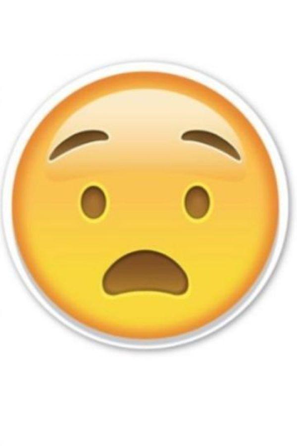 Impacto negativo Foto:Emojipedia