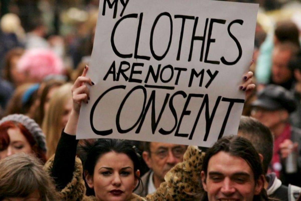 5. La violación solo existe con penetración: puede ser todo intento de asalto sexual, no necesariamente involucra penetración genital. Masturbación y objetos también están incluidos. Foto:vía Getty Images