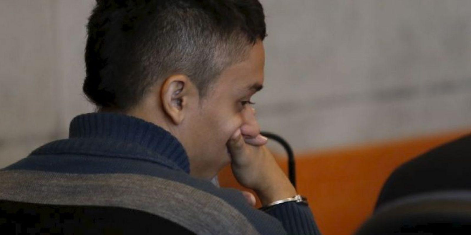 """Antes de que fuera detenido dijo: """"Ya no aguanto más"""" Foto:Agencia UNO"""