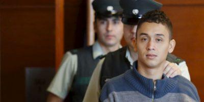 Autoridades decretaron prisión preventiva contra Edwin Vásquez, quien descuartizó a su novia colombiana en Santiago de Chile Foto:Agencia UNO