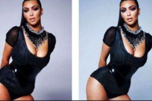 Kim Kardashian Foto:Vía fress.co