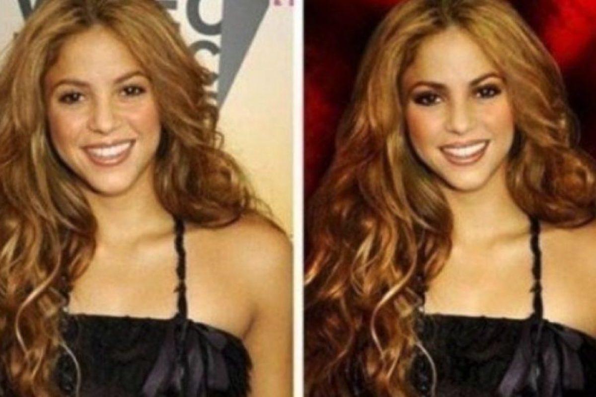 Shakira Foto:Vía fress.co