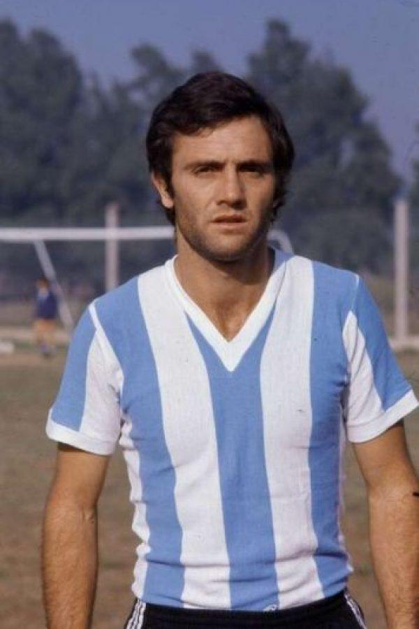 Militó en Racing, Cruzeiro de Brasil y River Plate Foto:Wikipedia