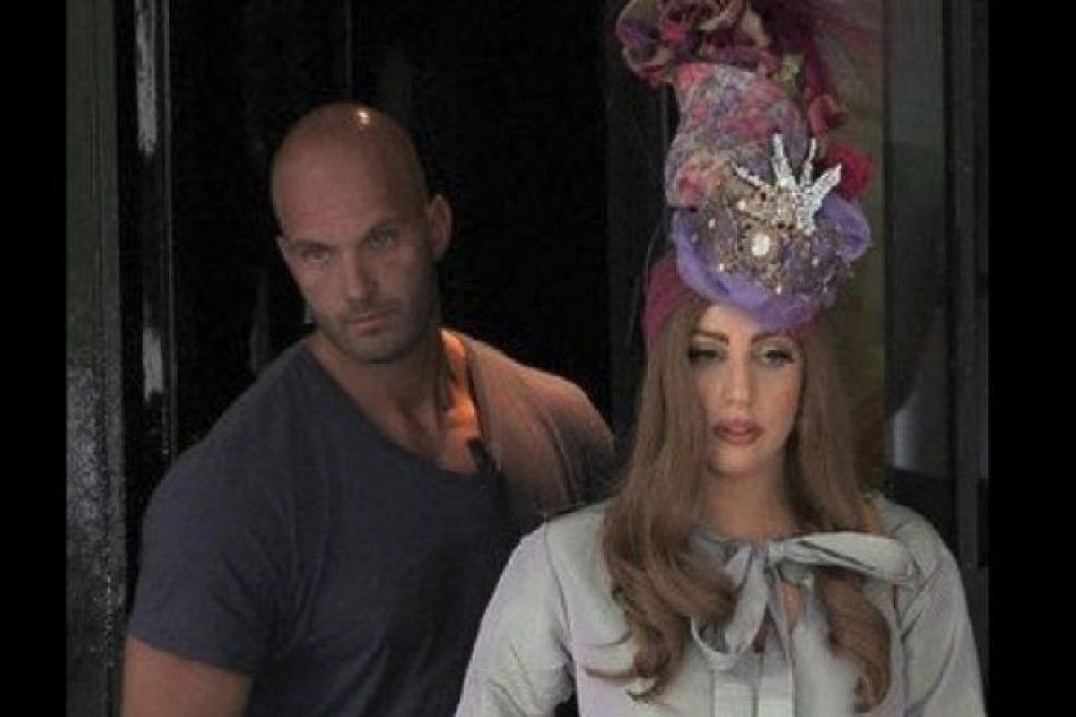 El de Lady Gaga Foto:Getty Images