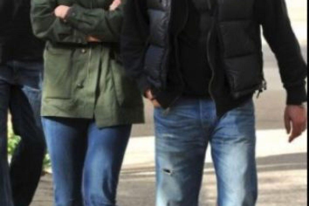 Katie Holmes está muy bien cuidada con este guapo guardaespaldas Foto:Getty Images