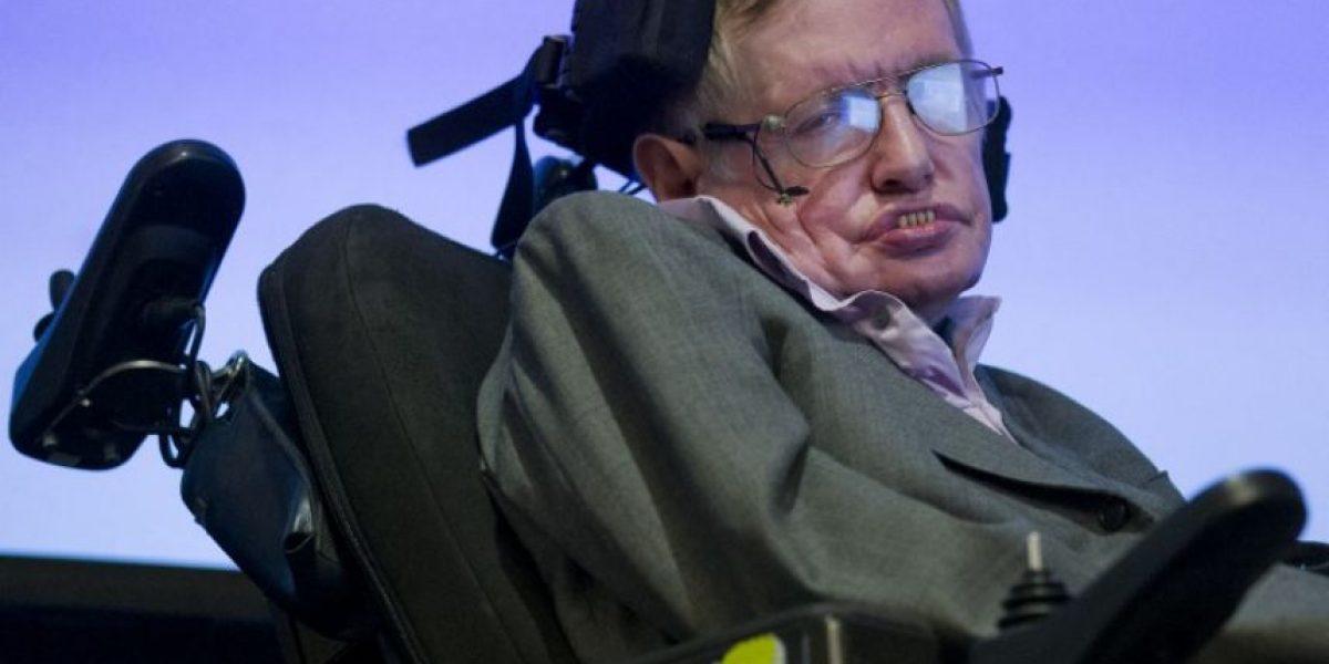 Mensaje de Stephen Hawking al Reino Unido, marzo 2016