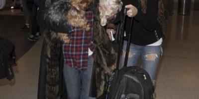 Steven Tyler presume a los 67 años relación con joven de 28