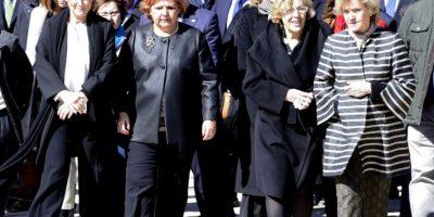 España ha rendido homenaje a las 193 víctimas mortales de los atentados del 11 de marzo de 2004. Foto:AFP