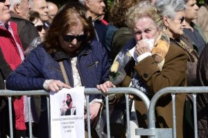 Uno de los ataques terrorista más sangriento que ha sufrido Europa. Foto:AFP