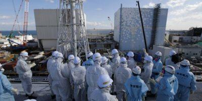 La planta nuclear fue diseñada por la compañía estadounidense General Electric. Foto:AFP