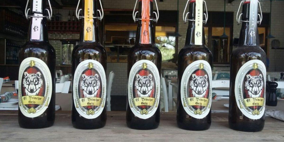 """""""El Príncipe Gris"""", 5 cervezas artesanales hechas en Guatemala"""