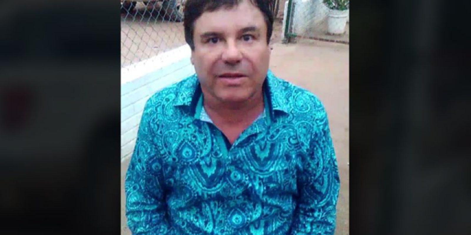 Sus abogados mencionan que es víctima de tortura en la cárcel de El Altiplano Foto:Rolling Stone