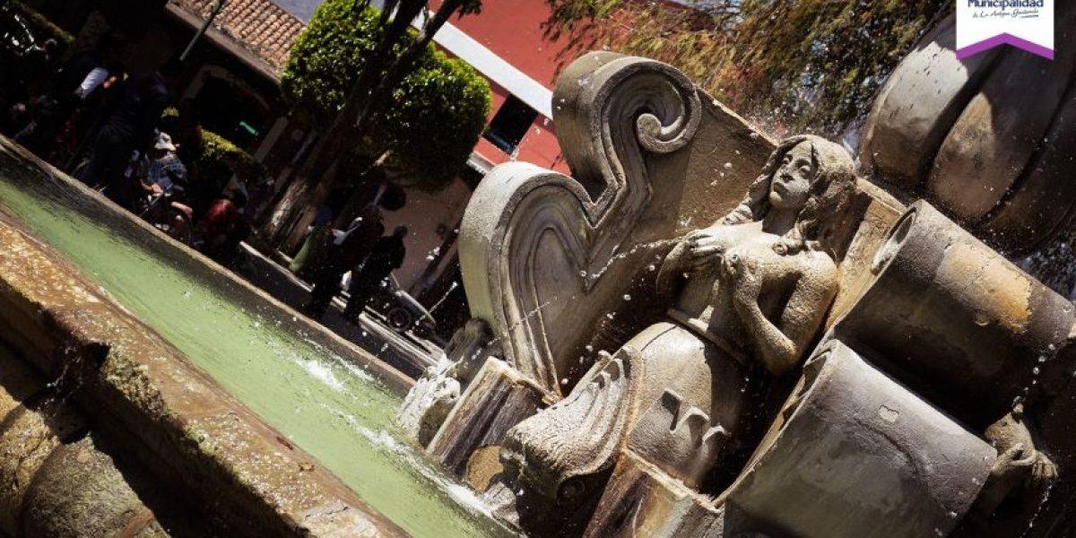 La Antigua celebra 473 años de la fundación del primer Cabildo