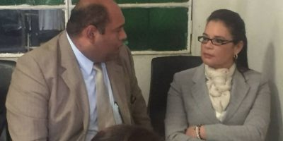Continúa audiencia por caso lago de Amatitlán con Baldetti ligada a proceso