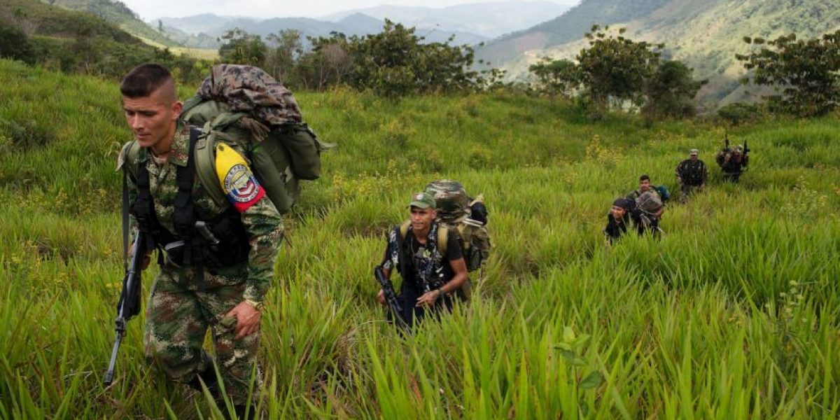 No habrá paz el 23 de marzo, Colombia, FARC