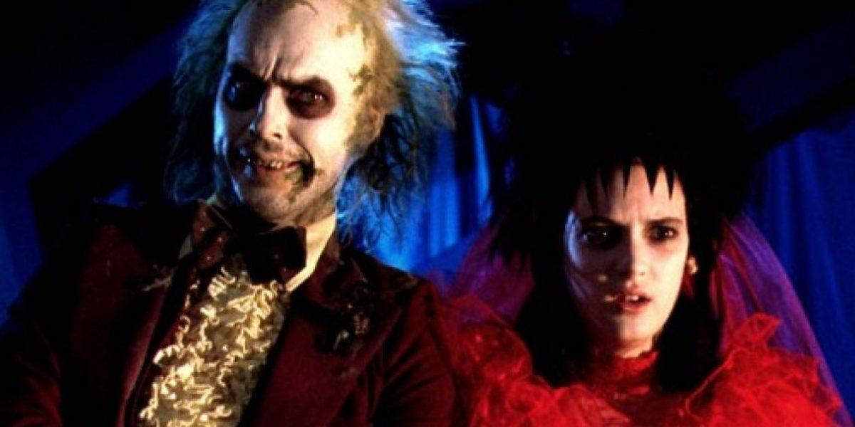 """Tim Burton confirma la filmación de la película """"Beetlejuice 2"""""""