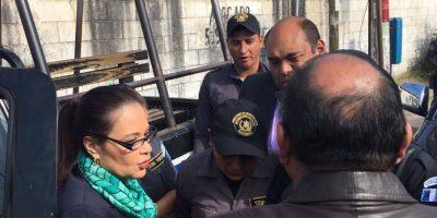 ¿Cuántos policías se necesitan para custodiar a una ex Vicepresidenta procesada?