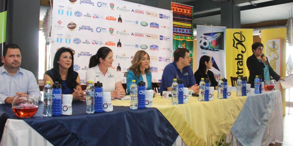Novena edición del Tour Norceca en Guatemala