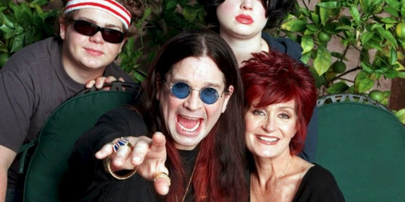 La vida del rockero Ozzy Osbourne y su familia. Y sus montones de perros que hacían sus necesidades en el tapete de la casa. Foto:vía MTV