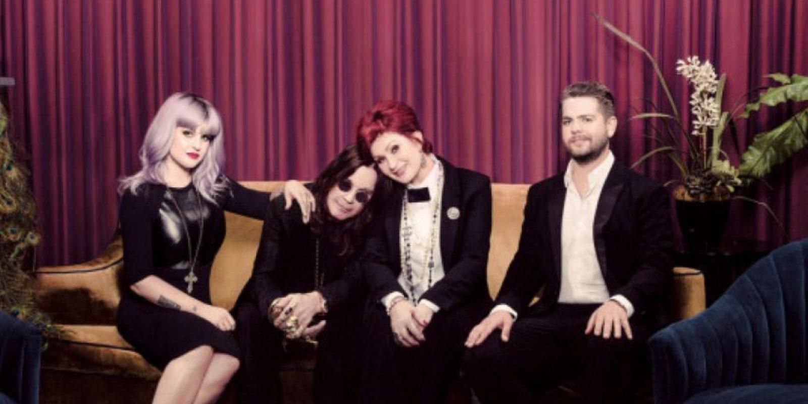 Así se ve la familia actualmente. Foto:vía Getty Images