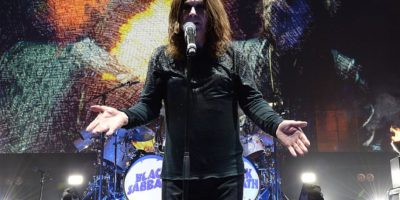 Ozzy sigue tocando. Foto: vía Getty Images
