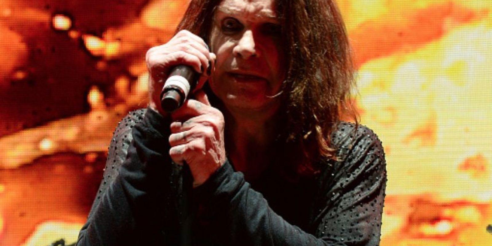 Y sigue siendo una de las personas más respetadas en el medio del rock. Foto:vía Getty Images