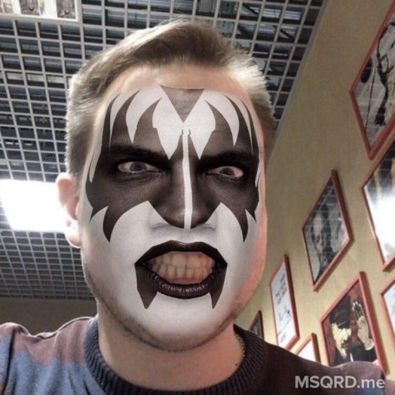 Filtro Kiss Foto:Masquerade
