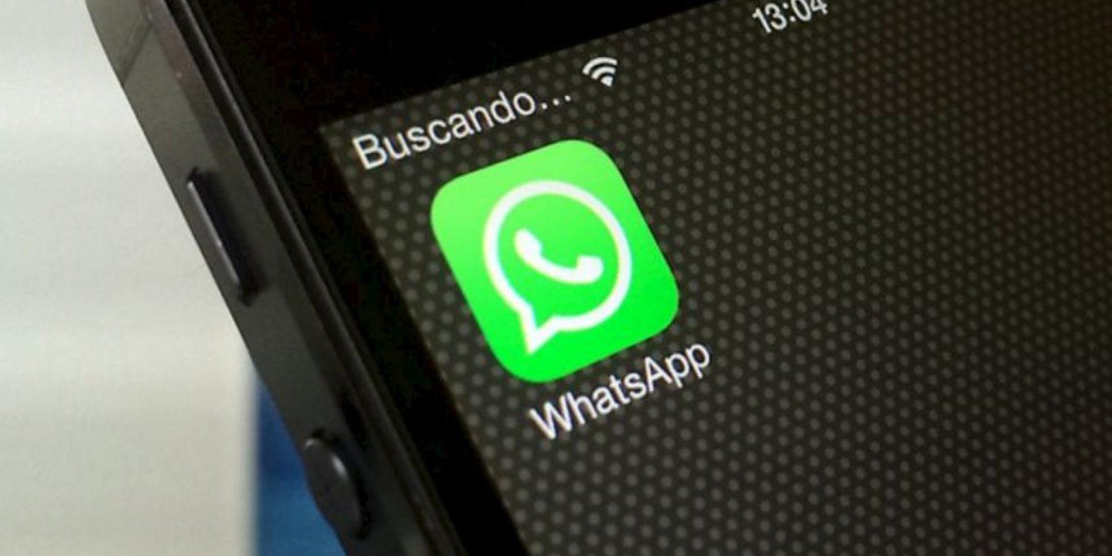 8- WhatsApp tiene el primer lugar en el continente entre las apps de mensajería instantánea. Foto:Tumblr