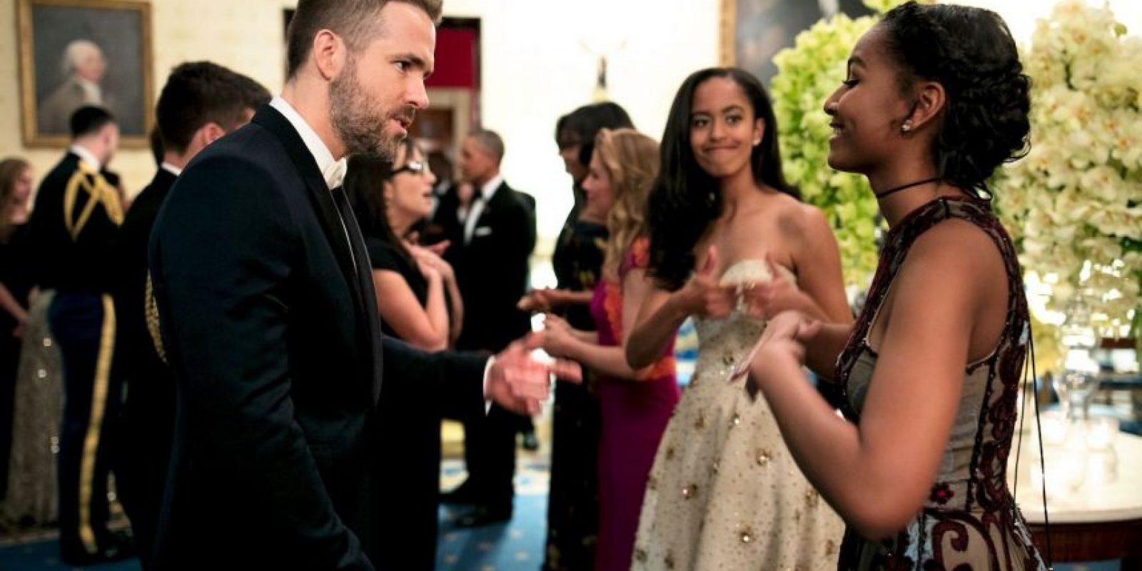 Este es el último año en que la familia Obama vivirá en la Casa Blanca. Foto:whitehouse.gov
