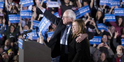 Bernie Sanders es el único oponente de Hillary Clinton para obtener la nominación presidencial del Partido Demócrata. Foto:AP