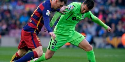Resumen y goles del partido Barcelona vs. Getafe, Liga Española 2016