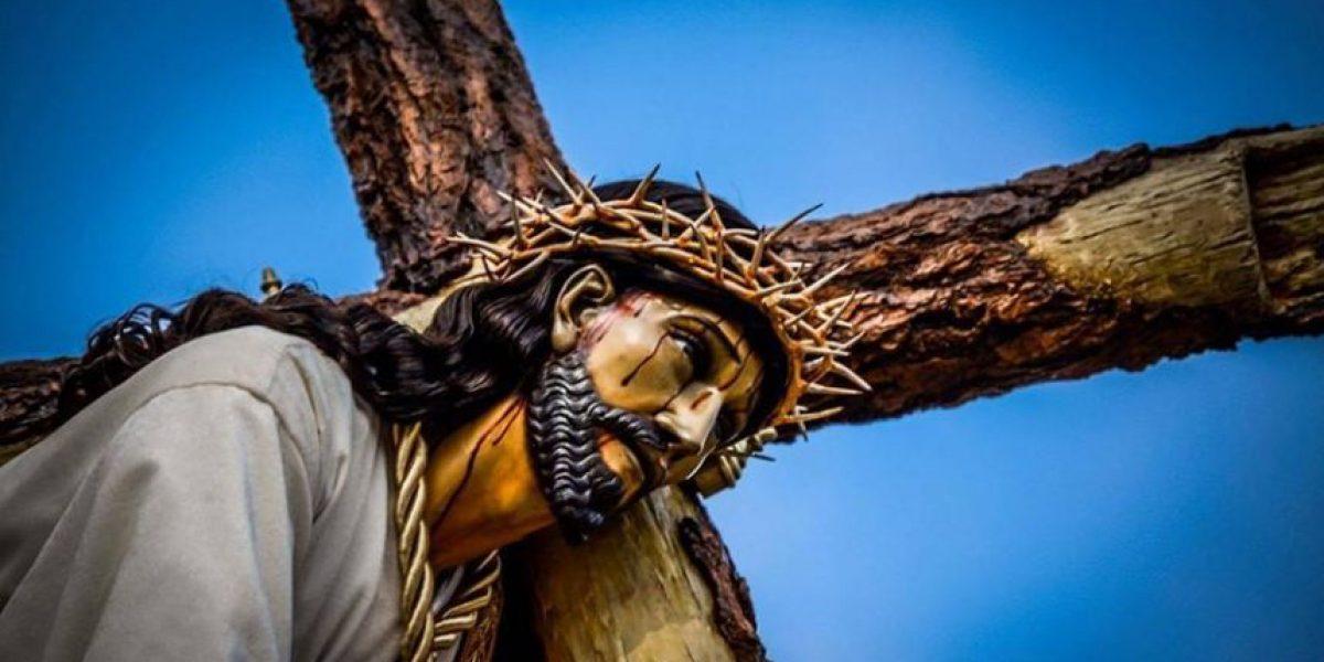 Procesión Jesús de la Caída, Quinto Domingo de Cuaresma 13 de marzo 2016