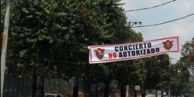 Municipalidad prohíbe concierto en estadio de zona 6