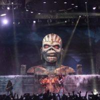 """Estas son algunas imágenes de la gira de Iron Maiden """"The Book of Souls"""" Foto:Vía Instagram/IronMaiden"""