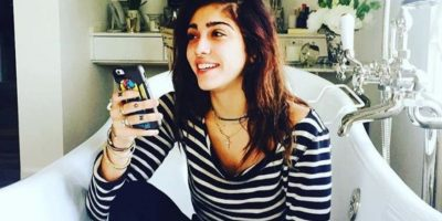 Tiene 19 años Foto:Vía Facebook/LCL.Lola.Ciccone.Leon/