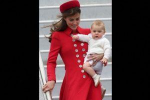 El príncipe George nació el 22 de julio de 2013 Foto:Getty Images