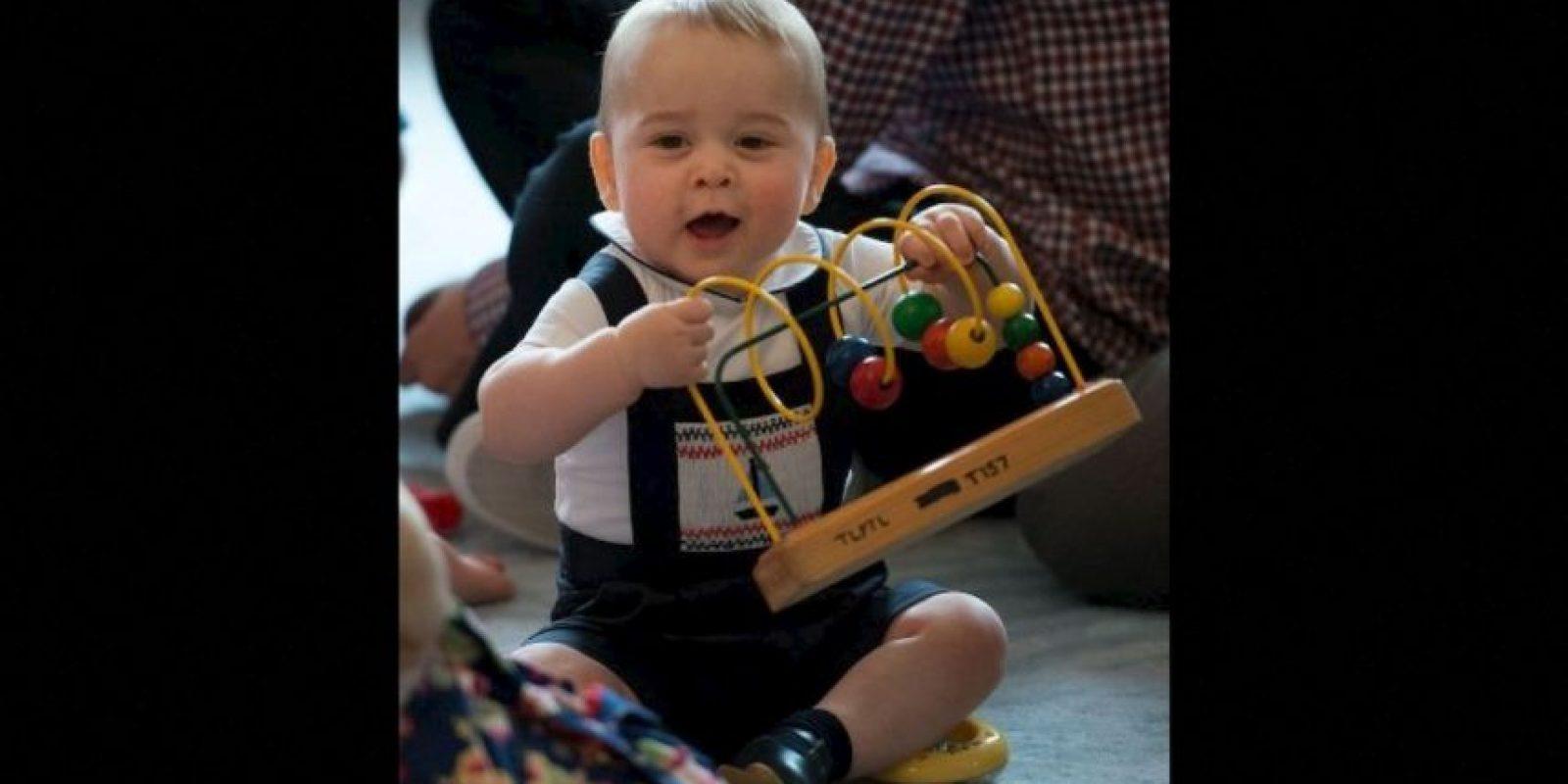 Su nombre completo es George Alexander Louis. Foto:Getty Images