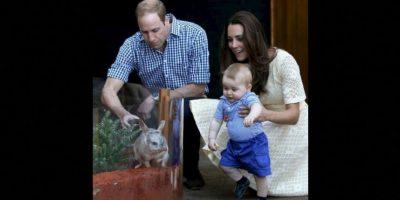 Es el tercero en la línea de sucesión al trono británico. Foto:Getty Images