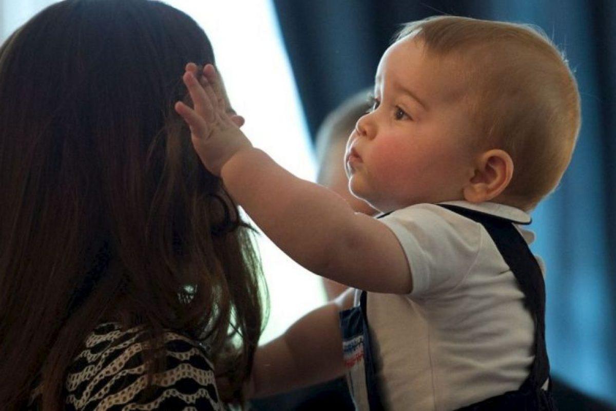 Desde su nacimiento ha causado sensación en Internet por sus tiernas imágenes. Foto:Getty Images