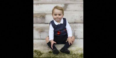 Muchas de ellas tomadas por su madre, Kate Middleton. Foto:Getty Images