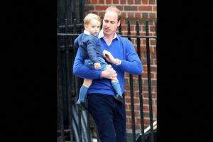 También es el primer nieto de la fallecida princesa Diana de Gales. Foto:Getty Images
