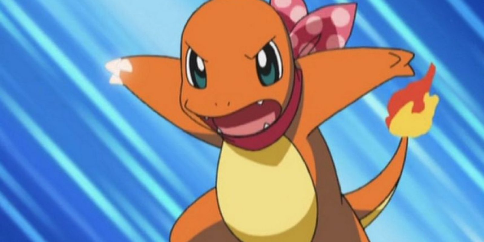 Hirsch se inspiró en Charmander Foto:Pokemon