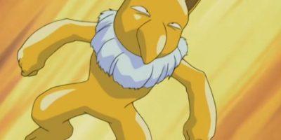 Mientras la animadora Dana Terrace en Hypo Foto:Pokemon