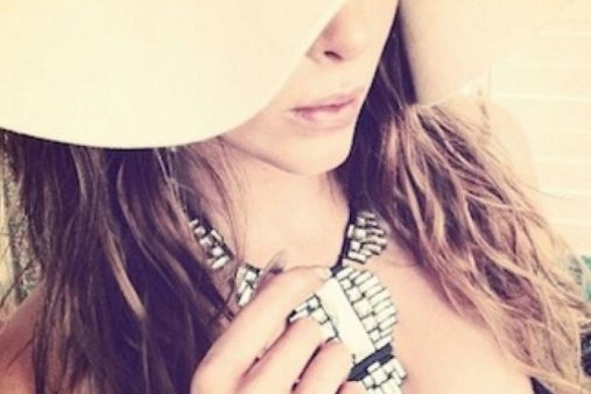 Los bikinis de Belinda en Instagram Foto:Instagram/belindapop