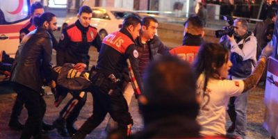 Así se vivió el atentado en Turquía que dejó al menos 20 muertos