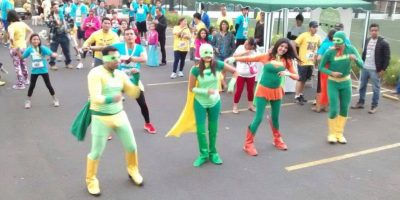 "Se realiza la primera carrera familiar ""The Heroes Run"" en Guatemala"